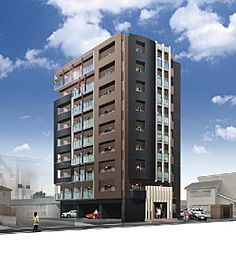 THE SQUARE・Club Residence[405号室]の外観