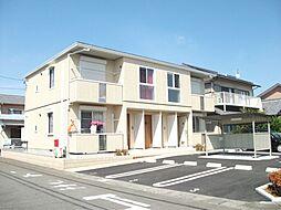 マーベラスC[2階]の外観