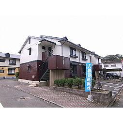福岡県久留米市長門石の賃貸アパートの外観