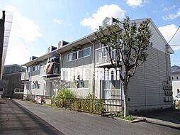 三重県四日市市楠町南五味塚の賃貸アパートの外観