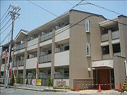 大阪府摂津市千里丘東1丁目の賃貸マンションの外観