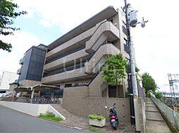 京都府京都市伏見区桃山井伊掃部西町の賃貸マンションの外観