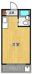 メゾン・ド・アトラー[3階]の間取り