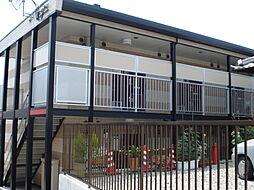 兵庫県西脇市上野の賃貸アパートの外観
