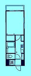 エルミタージュ・II[2階]の間取り