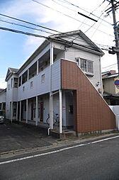 福岡県福岡市博多区南本町1丁目の賃貸アパートの外観