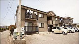 JR白新線 新発田駅 バス60分 バス停下車 徒歩2分の賃貸アパート