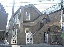 東京都世田谷区北烏山4丁目の賃貸アパートの外観