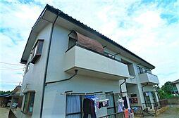 間野アパートII[2階]の外観