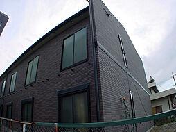 大阪府摂津市別府3丁目の賃貸アパートの外観