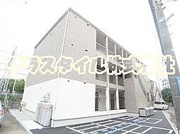 小田急小田原線 柿生駅 徒歩3分の賃貸アパート