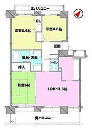 ガーデンコート姉ヶ崎 三番館