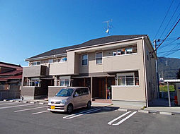 ソレイユ元町B[2階]の外観