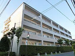 コーポレート浦和中島 1号棟[1階]の外観