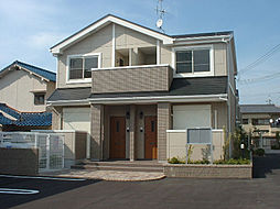 [テラスハウス] 大阪府岸和田市神須屋町 の賃貸【/】の外観