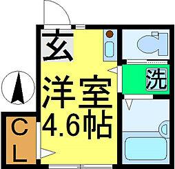 京成小岩駅 5.3万円
