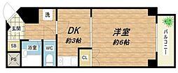 楠青山ビル別館[207号室号室]の間取り