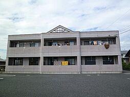 エスポワールミサキ[1階]の外観