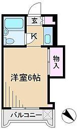 プリメーラ[2階]の間取り
