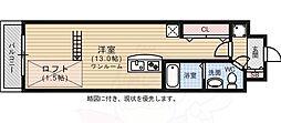 比治山橋駅 6.4万円