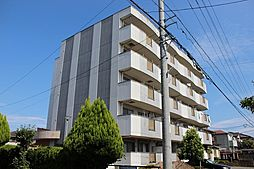 愛知県あま市甚目寺沖田の賃貸マンションの外観