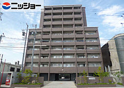U・TOPIA TOWER[8階]の外観