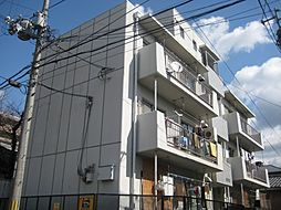 京都府京都市伏見区舞台町の賃貸マンションの外観