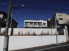 閑静な住宅街、南側公道約6.0mに面した整形地