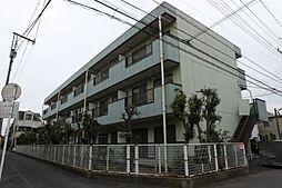 千葉県市川市大和田4丁目の賃貸マンションの外観