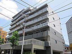 東京都府中市美好町1丁目の賃貸マンションの外観