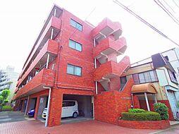 東京都東久留米市本町2丁目の賃貸マンションの外観
