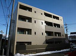 長野電鉄長野線 信濃吉田駅 徒歩5分の賃貸マンション