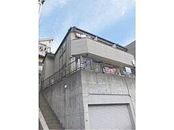 フラット ジュン[1階]の外観