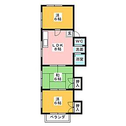 桜木駅 4.4万円