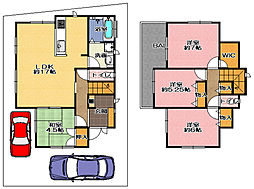 一戸建て(堺東駅から徒歩12分、96.88m²、3,380万円)