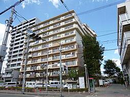 生島リバーサイドマンションB棟[8階]の外観
