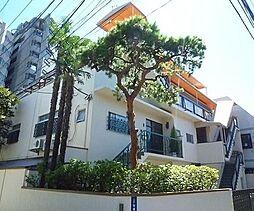 パインフラット 笹塚のルーフバルコニー付き広々1DK[3階]の外観