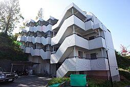 カレッジタウングリーンヒル[3階]の外観