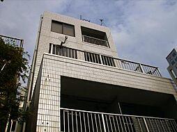 サンシルバー20[3階]の外観