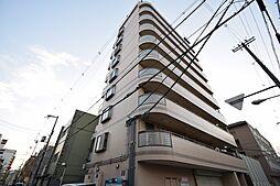 大阪府大阪市浪速区下寺3丁目の賃貸マンションの外観