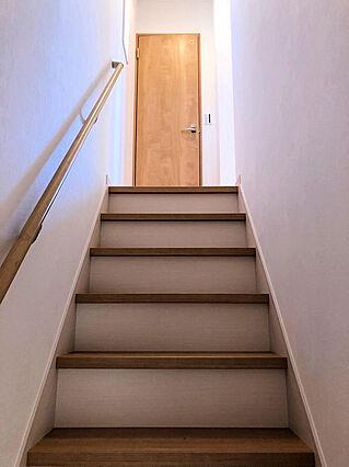 階段の様子 2...