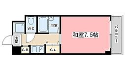 San you[302号室]の間取り