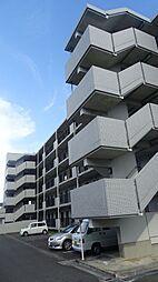 ハビテ—ション向丘[4階]の外観