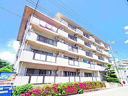 上砂パークマンション[2階]の外観