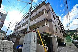コートサニーヒル赤坂[3階]の外観