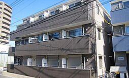 ミリアビタ実籾A[1階]の外観