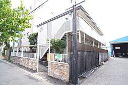パレス・バートン[2階]の外観