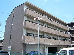 京都府京都市西京区桂畑ケ田町の賃貸マンションの外観