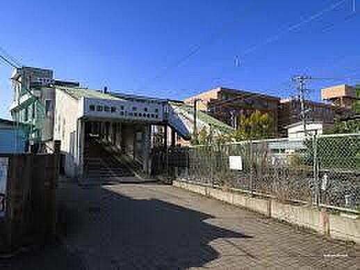 仙石線 福田駅...