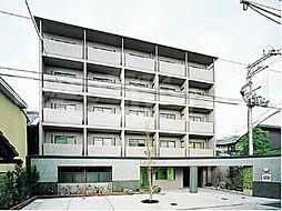 京都府京都市上京区元土御門町の賃貸マンションの外観